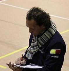 Coach Marianelli